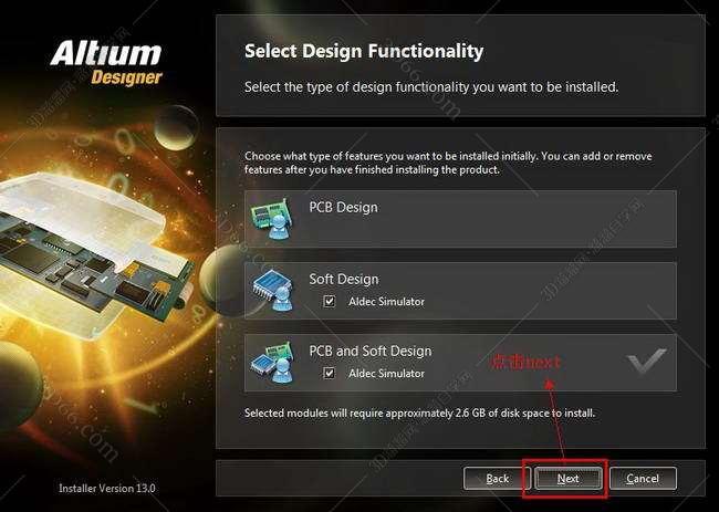 Altium Designer 2013【AD 2013 v.13】破解版安装图文教程、破解注册方法图六