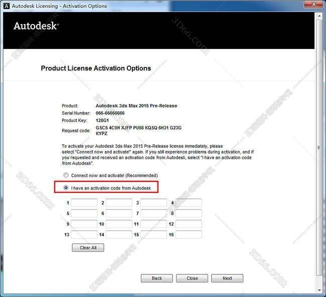3dmax2015【3dsmax2015】中文/英文版官方破解(64位)安装图文教程、破解注册方法图十四