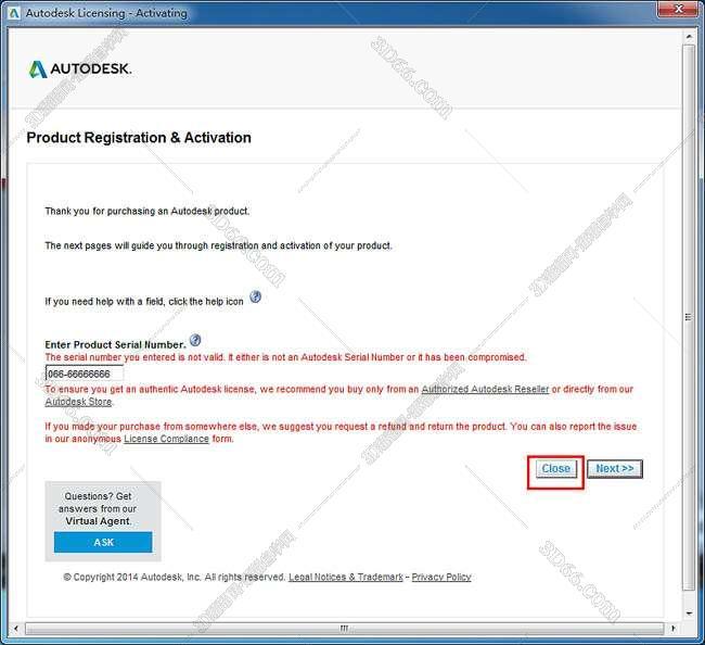 Autocad2015【cad2015】英文(64位)官方破解版免费下载安装图文教程、破解注册方法图十二