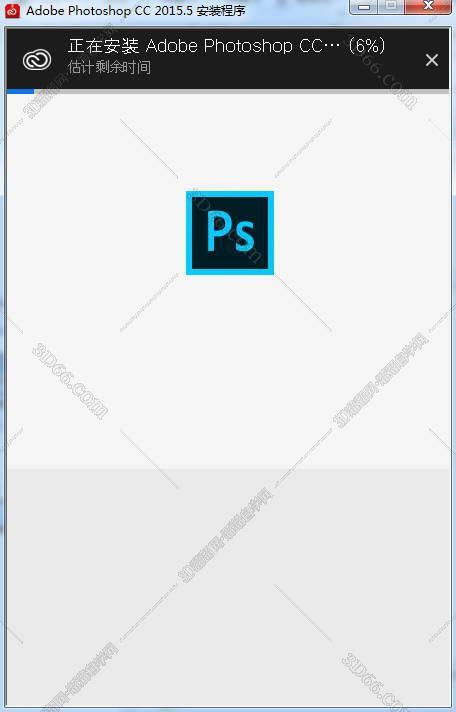 Adobe Photoshop cc2015.5【PS CC2015.5】破解版安装图文教程、破解注册方法