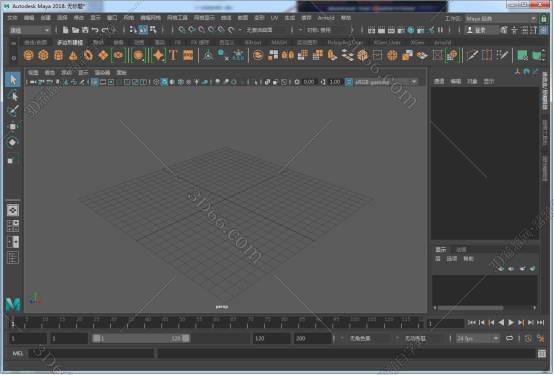 Maya2018【Autodesk 玛雅2018】(64位)中文(