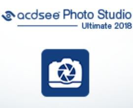 ACDSee Photo Studio Ultimate2018【ACDSee2018】汉化破解版