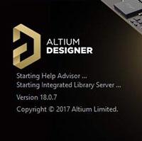 Altium designer 2018【AD 18.0】破解版