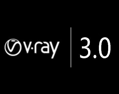 vray3.0【vr3.0 for 3dmax2014】渲染器(64位)中/文版
