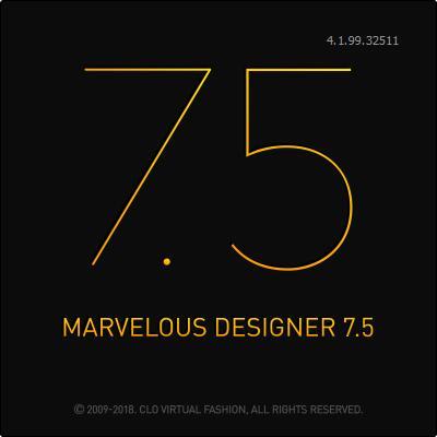 Marvelous Designer7.5中文版【Marvelous Designer 7.5】中文破解版