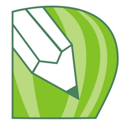 CorelDraw Graphics Suite x7【CorelDraw x7】綠色破解版