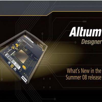 Altium Designer 10【AD 10】中文破解版