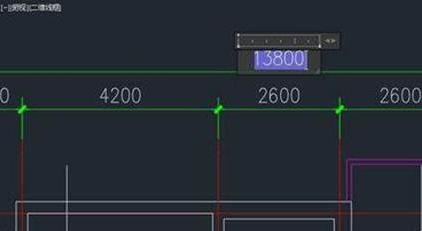 CAD尺寸修改中标注图纸值?仓动壁震器cad图纸图片
