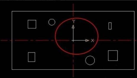 CAD快速v原点原点坐标?天正cAd画用线角度图片