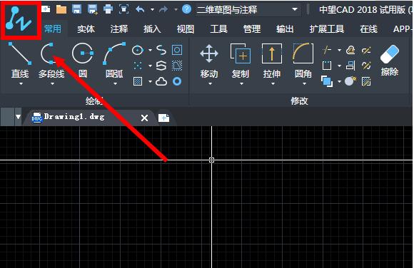 CAD默认修改保存的位置彩色?cad画线条如何文件图片