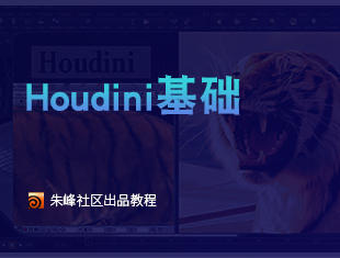 <esred>Houdini</esred>基础特效入门教程