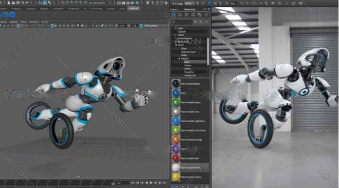 Maya/3DsMax接口插件:keyshot 8 Plugin v1.0