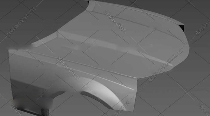 3DMax硬表面褶皱插件:TurboSmooth Pro v1.02 For 2010-2019+使用教程