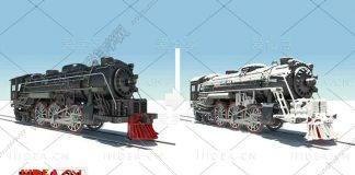 3DMax造雪插件:Snow flow v1.8+使用教程