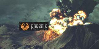 3DsMax烟雾模拟插件:PhoenixFD v3.13.00 For 2014-2020 Vray 3-4