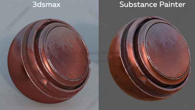 3dmax材质插件:Substance Painter To Vray