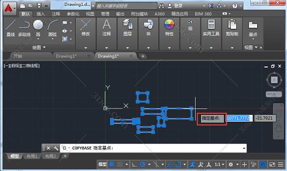 AutoCAD2014带戳记打印快捷键是呢?复制cad基点取消图片