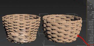 3DMAX MCG脚本插件快速创建篮子模型 For 2016