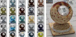 Vray材质打包合集 Complete Vray Materials 带JPG预览图