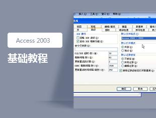Access 2003基础教程