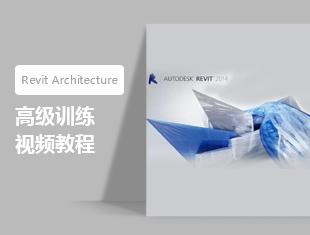Revit Architecture高级训练教程