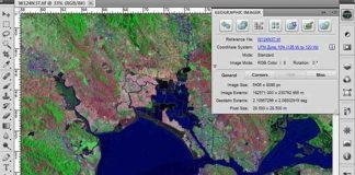 PS地图绘制GIS软件Geographic Imager V5.2.1 Win/macOS