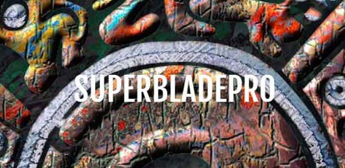 PS材质贴图滤镜SuperBladePro V1.9.2 32/64 Bit