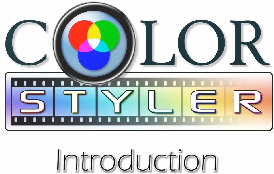 Adobe Photoshop图像快速调色滤镜插件Colorstyler V1.01+教程