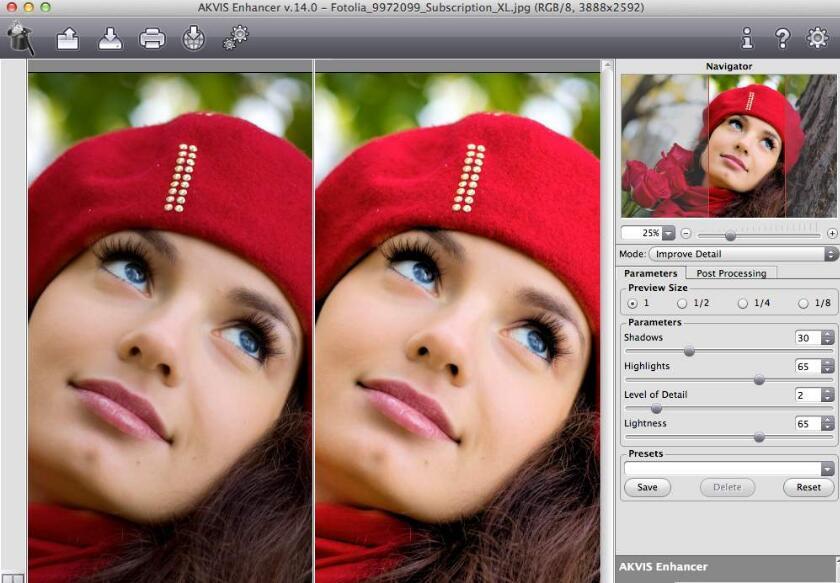 AKVIS照片磨皮降噪Photoshop-PaintShop滤镜Noise Buster v10.1.2954.1425