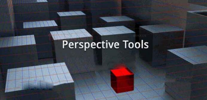 Photoshop透视脚本工具:Perspective Tools v2