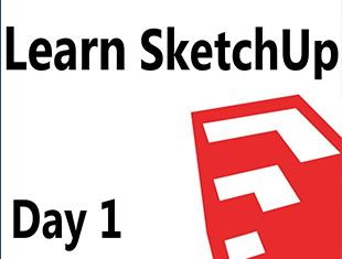SketchUp草图大师基础讲解教程