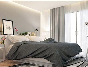 3DMax创建卧室Vray渲染教程