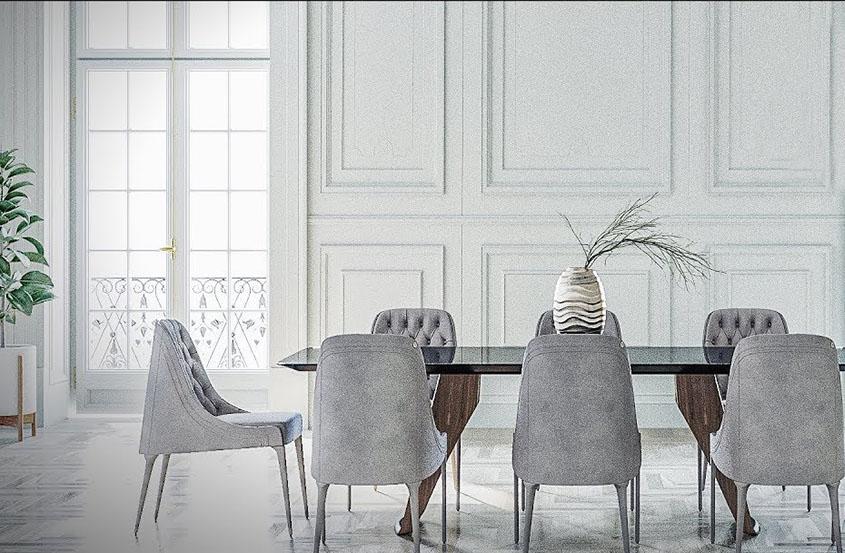 3DMax渲染法国室内风格教程