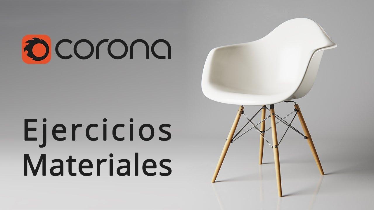 Corona渲染器材质制作教程