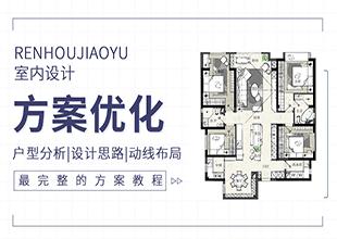 室内设计平面方案优化大全