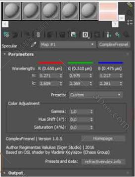 ComplexFresnel v1.0.9 – 3DsMax高级反射插件For 2017-2020.png