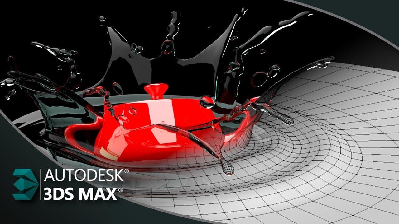 3DMax+V-Ray创建喷水效果教程