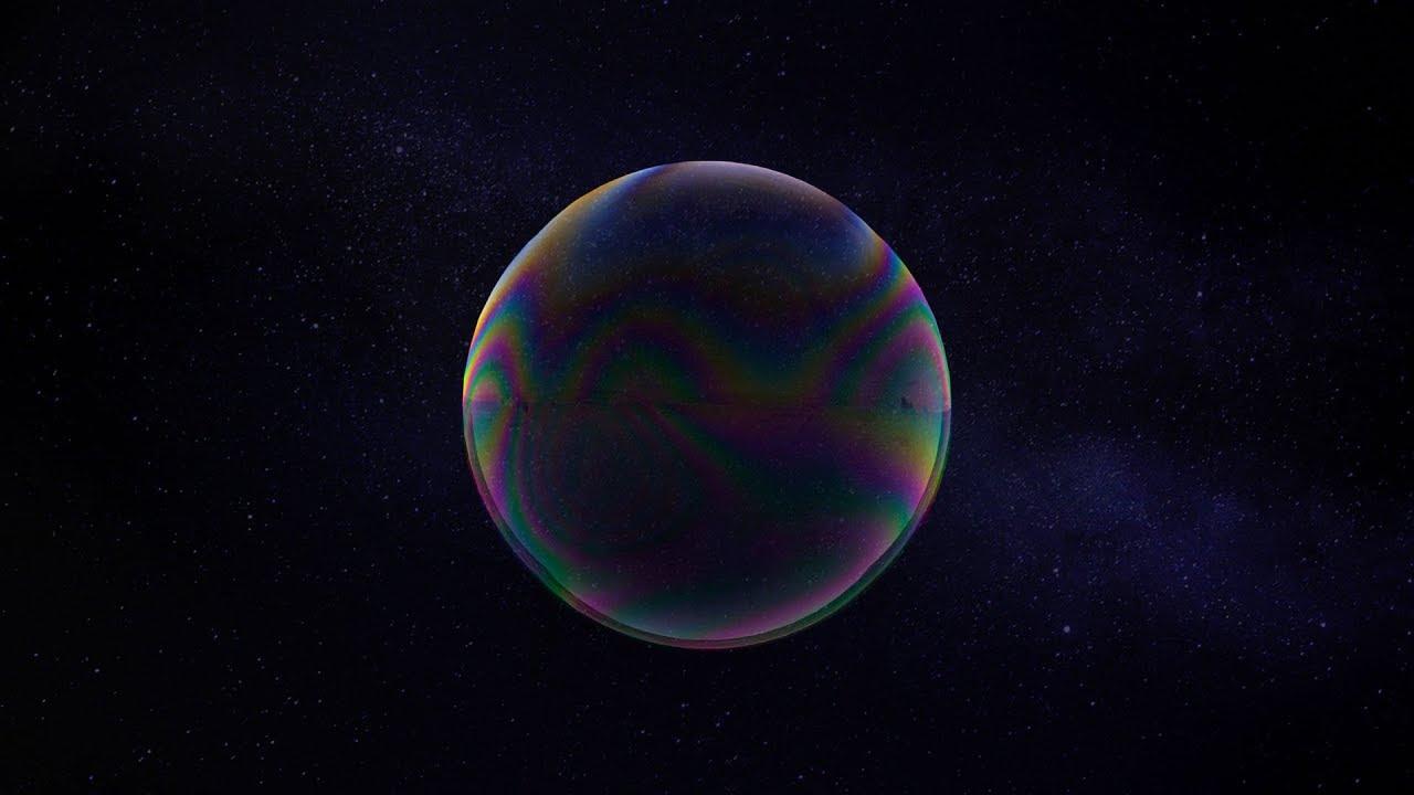 C4D+Octane渲染器制作薄膜气泡材料教程
