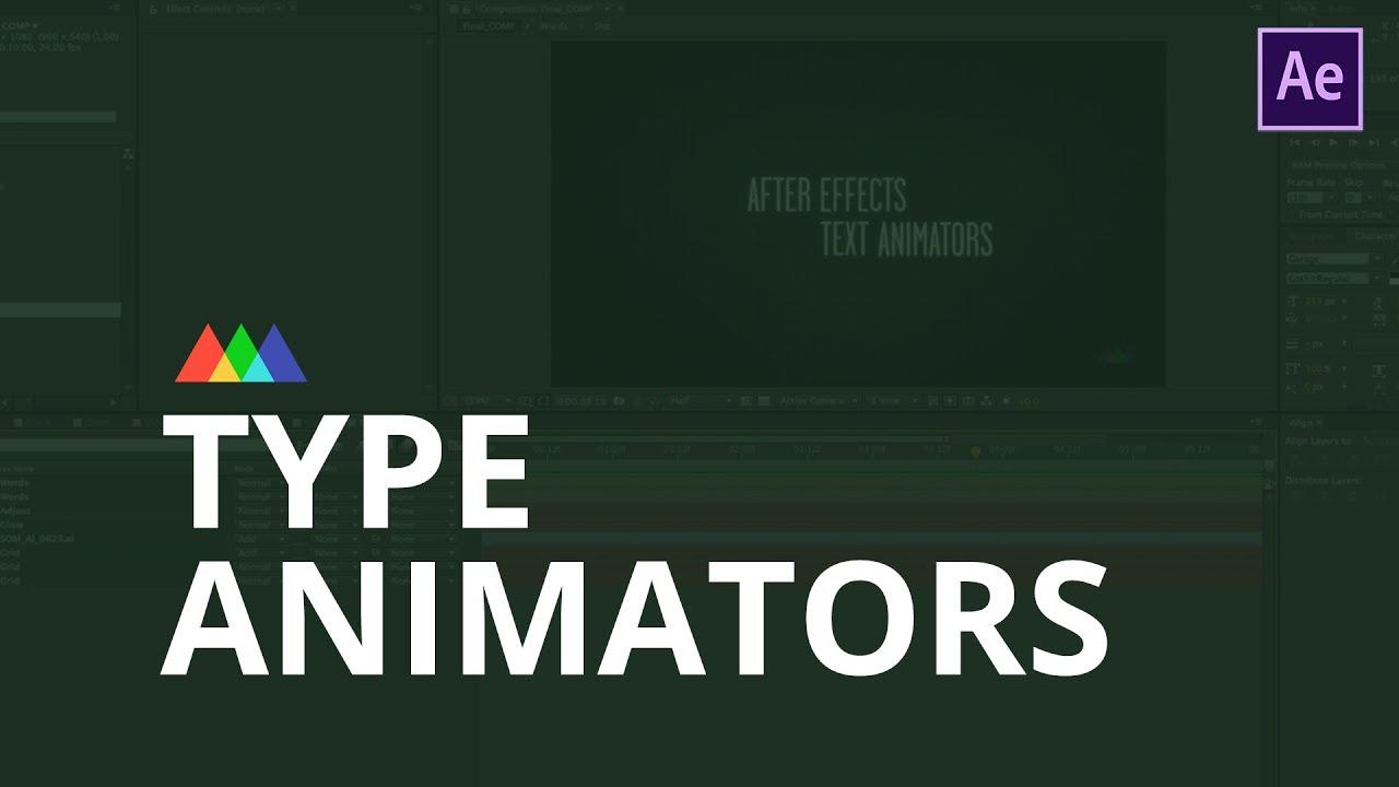 AFTER EFFECTS中的文本动画.jpg