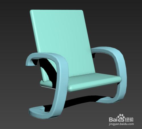 3dmax欧式沙发建模教程