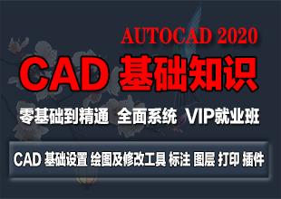 Autocad<esred>2020</esred>零基础入门基础知识绘图课程